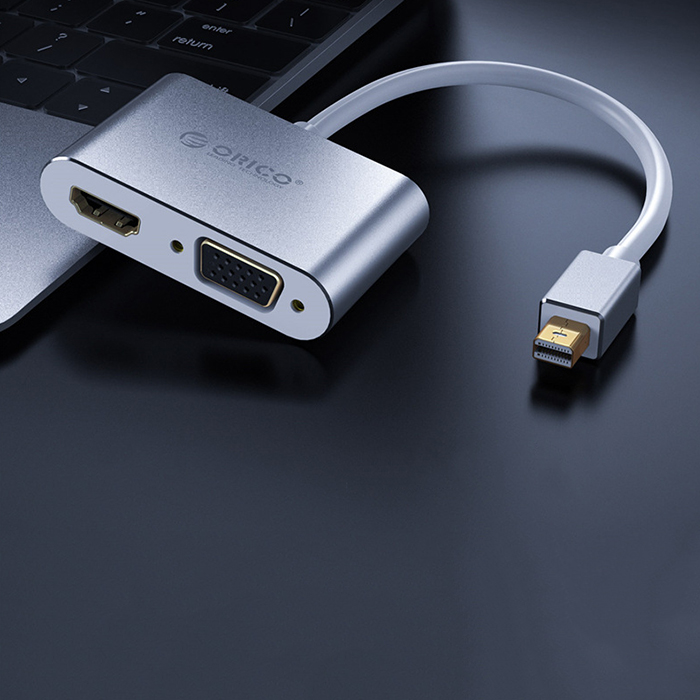 images/pc-audio-video-cable-connector-adapter/A454649301PB/orico-xd-mdfhv4-mini-dp-to-hdmi-apple-computer-projector-converter-silver-plusbuyer_5.jpg