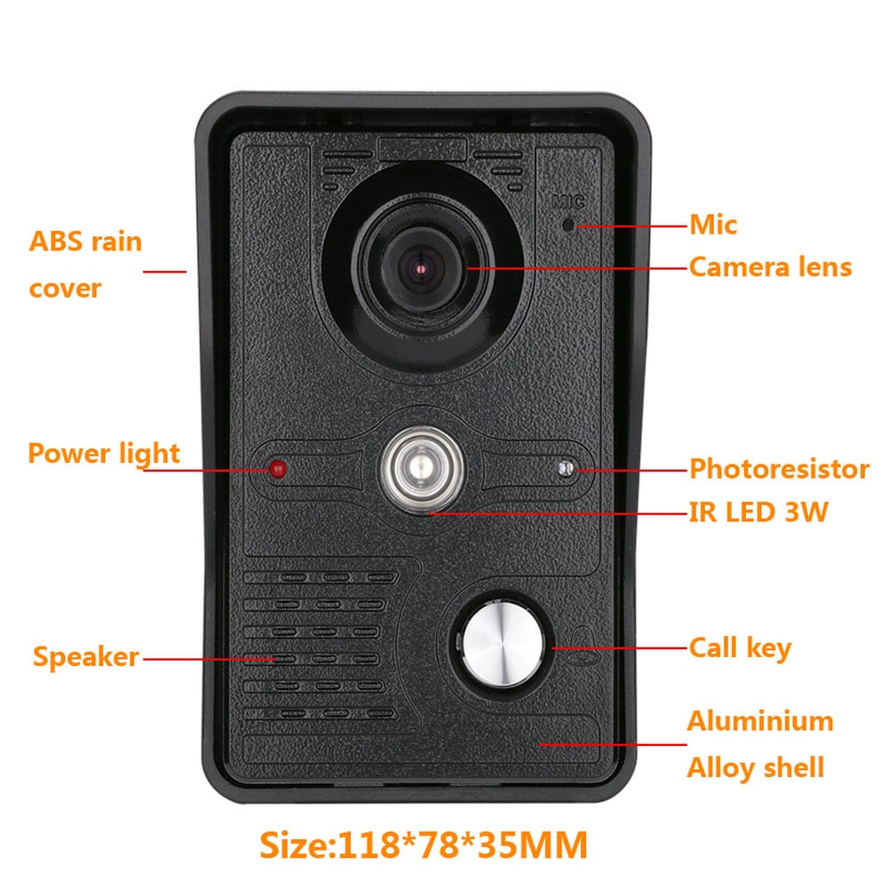 images/shopping-electronics/7-Inch-Video-Door-Phone-Doorbell-Intercom-Kit-Night-Vision-with-IR-CUT-HD-1000TV-Luxury-Ceramic-plusbuyer_91.jpg
