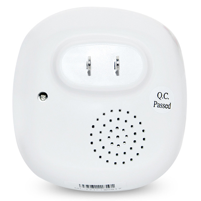 F1715 Durable Wireless Doorbell for Home - White