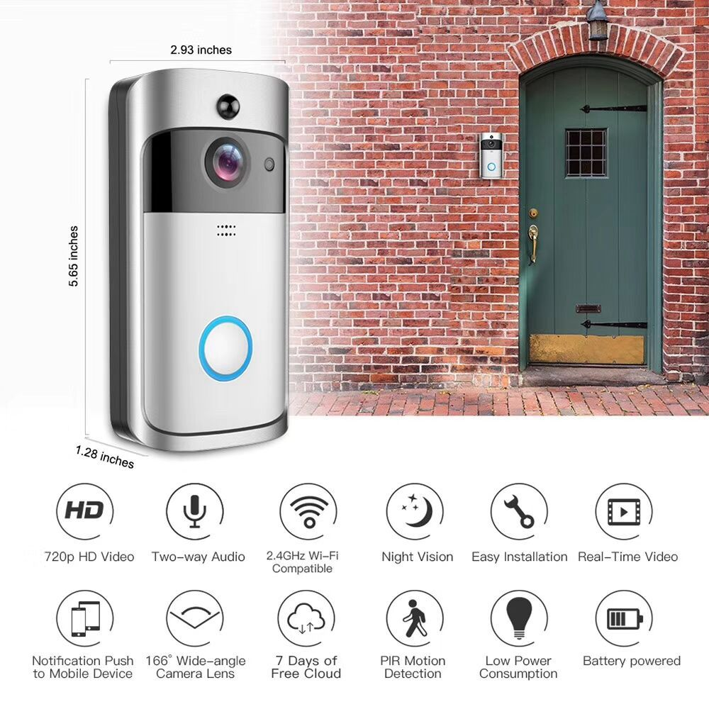 images/shopping-electronics/Smart-Video-Doorbell-Wireless-Home-for-iOS-Android-Carbon-Fiber-Black-plusbuyer_95.jpg