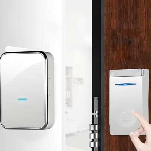 images/shopping-electronics/Wireless-Self-powered-Smart-Doorbell-Home-Remote-Control-Crystal-Cream-plusbuyer.jpg