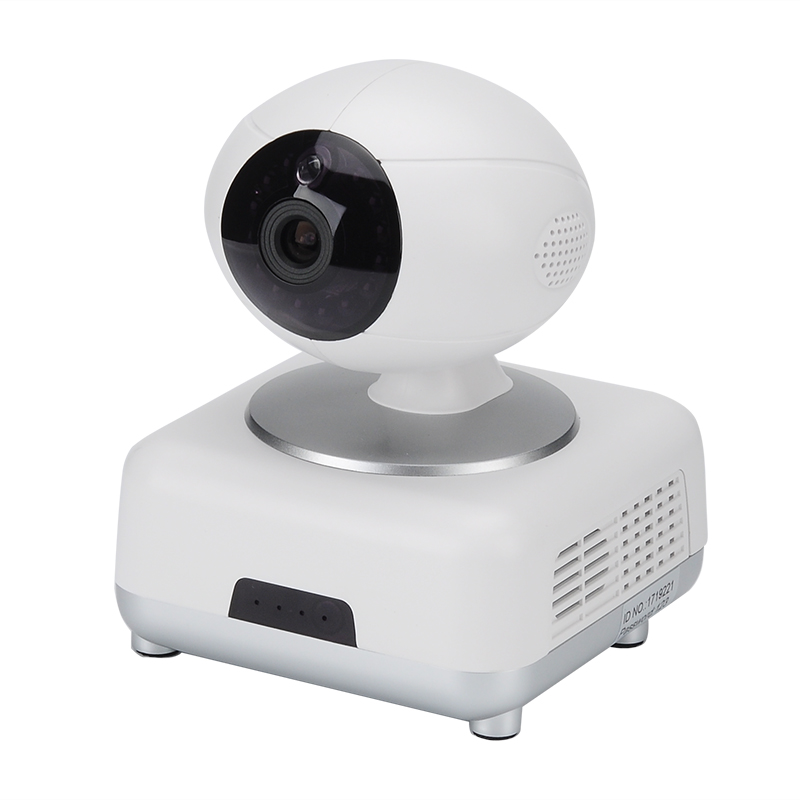 Wholesale Two Way Audio 720P Wi-Fi IP Camera with Android/iOS Remote View (Motion Detection Alarm, Night Vision, 1/4 Inch CMOS)