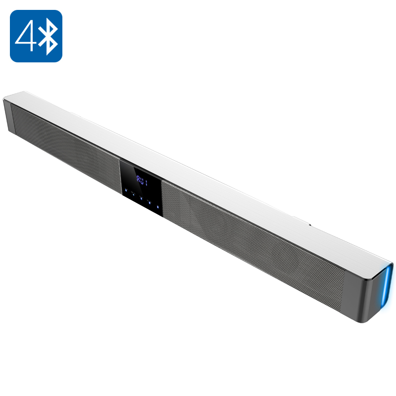 Wholesale Sound Wave - 39.37 Inch 2.1 Channel Bluetooth Sound Bar (Bass, 7