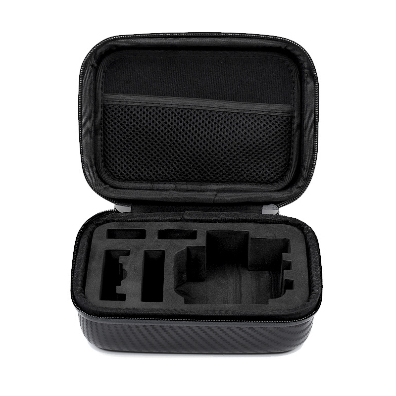 Wholesale Action Camera PU Leather Protective Case for GoPro HD Hero, Small Size JCAM SJ400