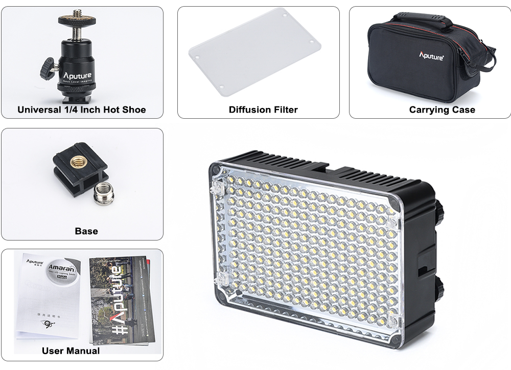 images/wholesale-2016/Amaran-AL-H198C-On-Camera-LED-Light-198-CRI95-LEDs-60-Degree-Angle-Universal-1-4-Inch-Hot-Shoe-Diffusion-Filter-Case-plusbuyer_91.jpg