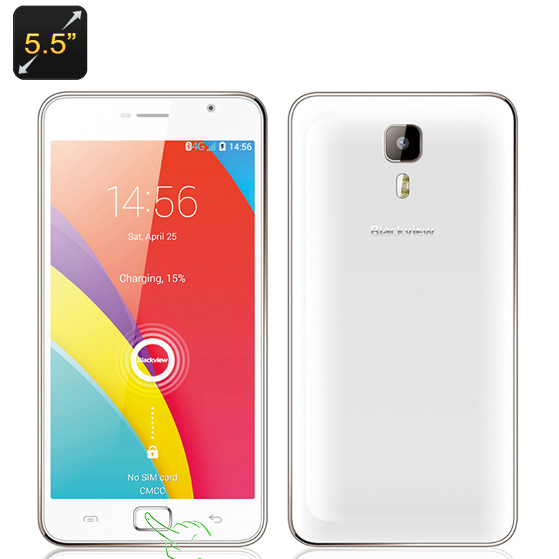 Wholesale Blackview Alife P1 Pro 5.5 Inch IPS HD Android 5.1 Smartphone (Q
