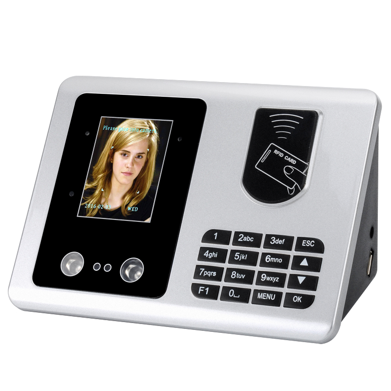 Wholesale Danmini ID + Facial Recognition Time Attendance System (2.6 Inch Screen, 1000 User, 500 Face, 1000 Card)