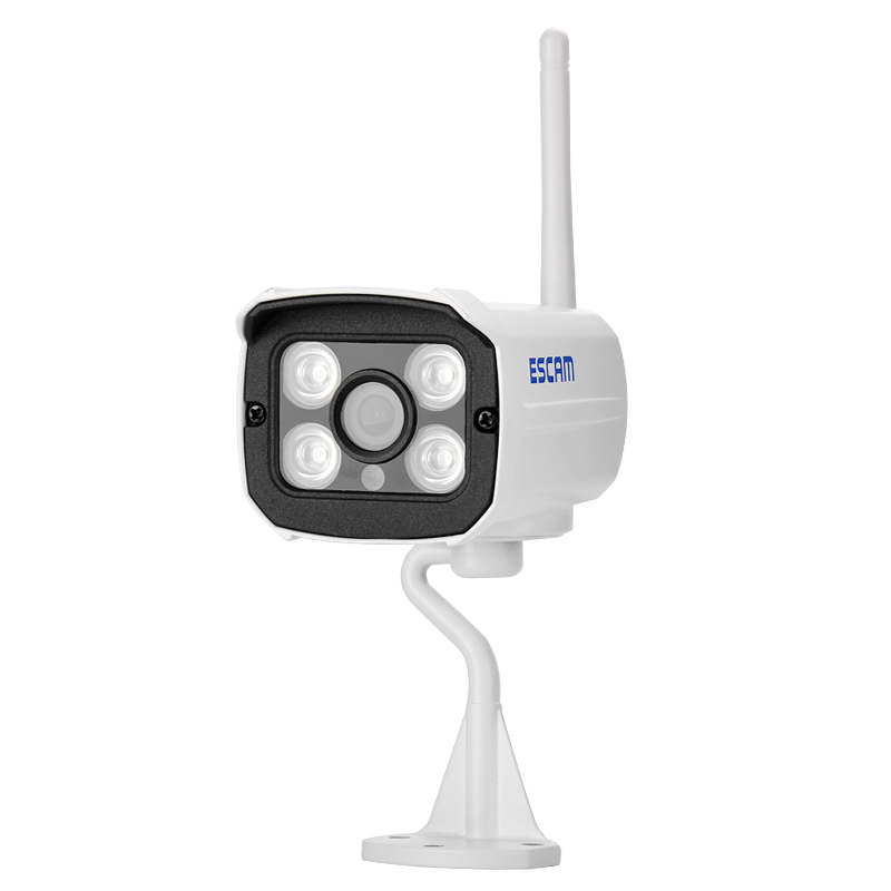 Wholesale ESCAM Brick QD300 720P Wi-Fi Outdoor IP Camera (Night Vision, Motion Detection, 1/4 Inch CMOS, ONVIF 2.2)