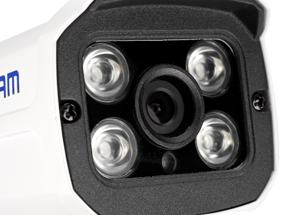 ESCAM Brick QD300 720P Wi-Fi Outdoor IP Camera (Night Vision, Motion Detection, 1/4 Inch CMOS, ONVIF 2.2)