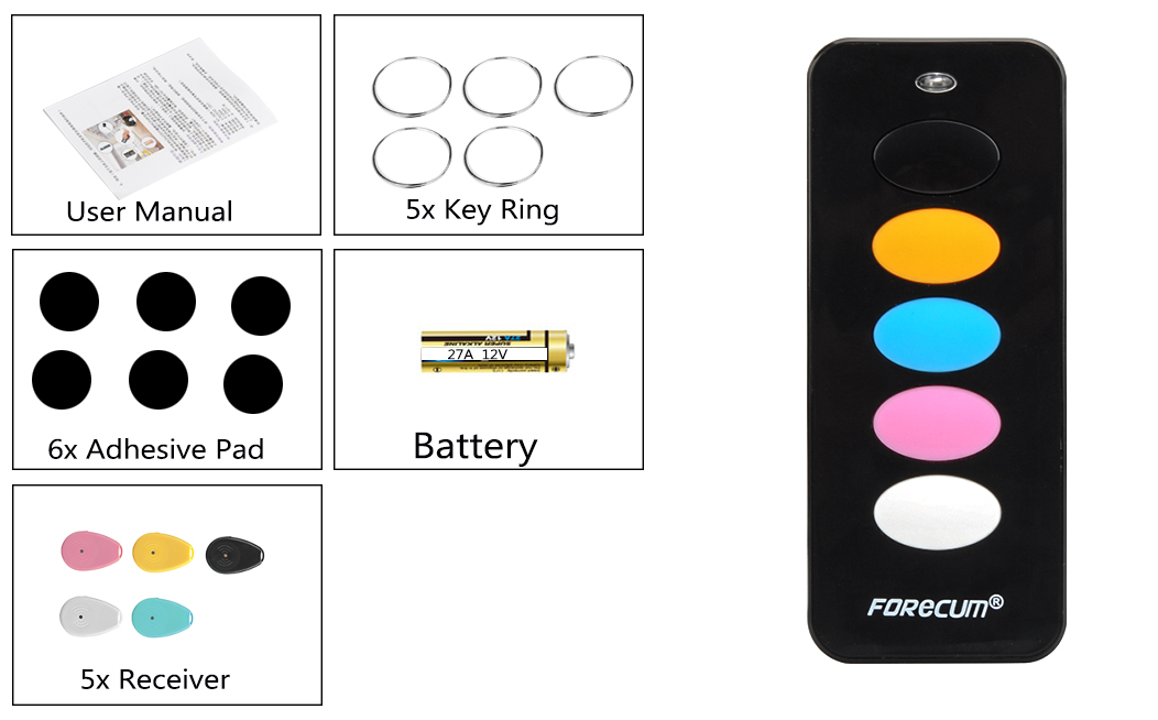 images/wholesale-2016/Forecum-Wireless-Key-Finder-5-Color-Coded-Receivers-30m-Range-Replaceable-Batteries-Black-plusbuyer_6.jpg