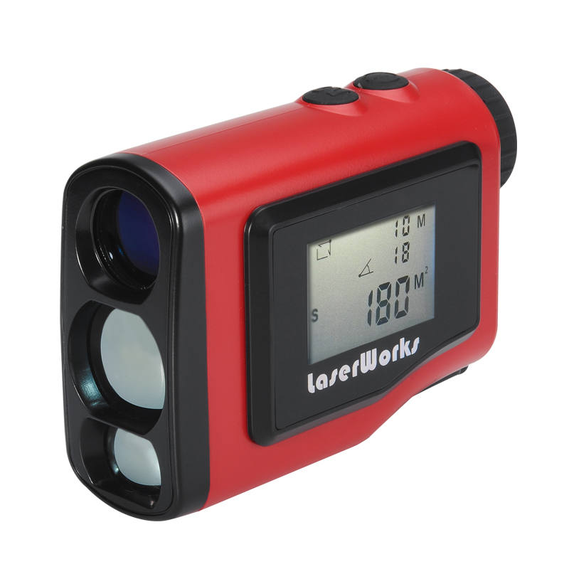 Wholesale Golf 1000 Pro Laser Range Finder for Golfer (1000m, 1.8 Inch LCD, Goniometer, Flagpole Lock, Fog Mode, Weatherproof)
