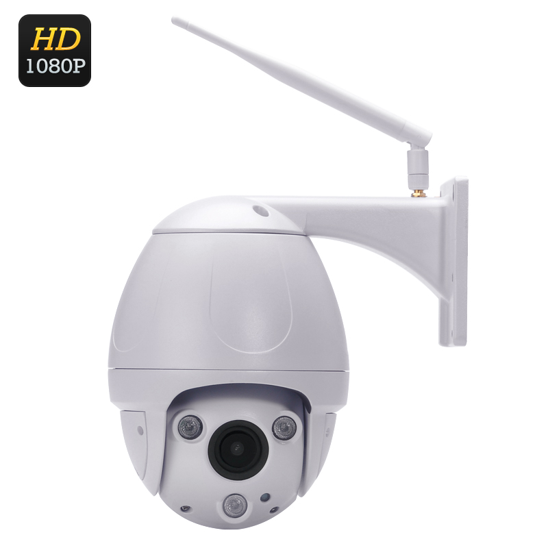 Wholesale IP67 Waterproof PTZ Dome Camera (1/2.8 Inch CMOS, 4x Zoom, ONVIF