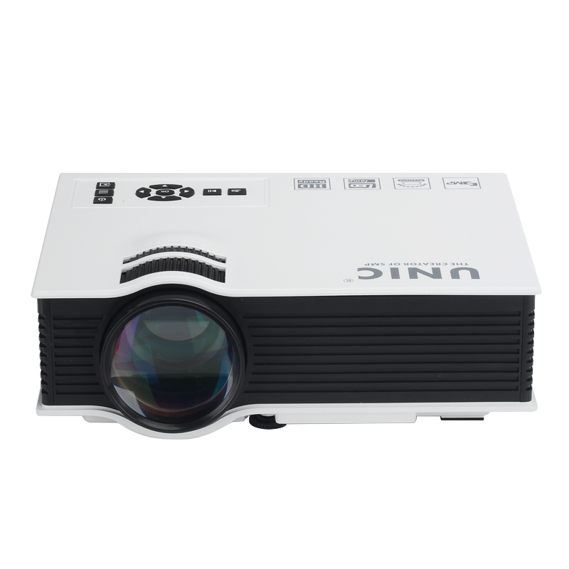 Wholesale Ocular-View - Portable Home Cinema Projector (1080p, 800 Lumen, 800:1, HDMI, USB)