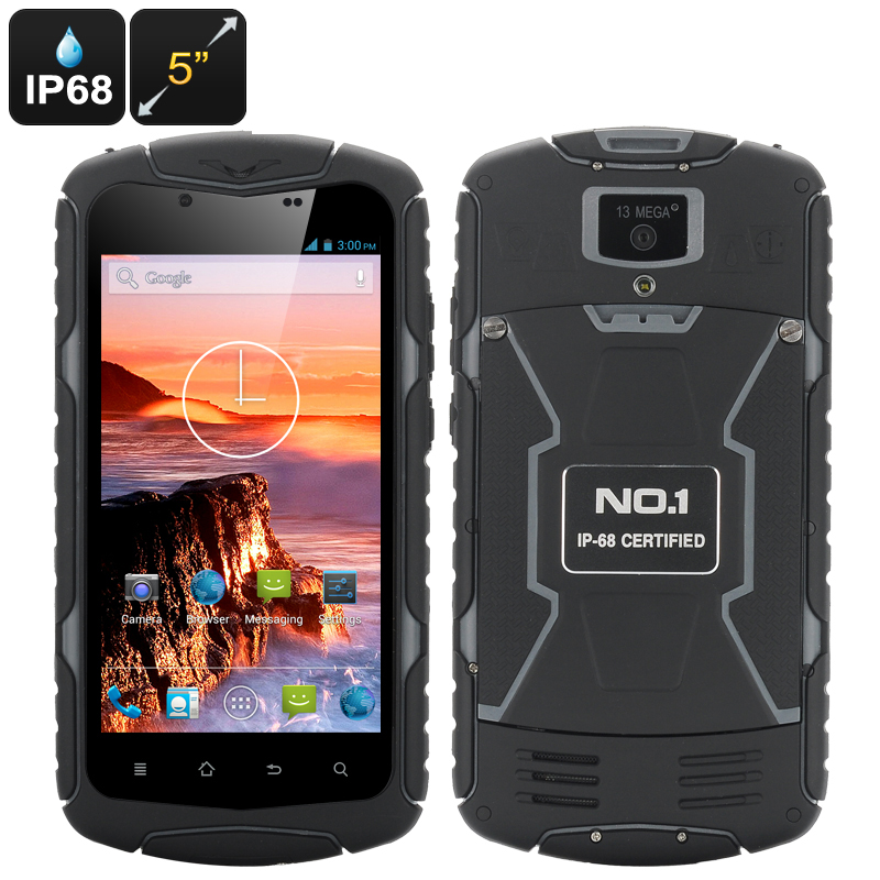 images/wholesale-2016/No1-X1-Rugged-Smartphone-IP68-Rating-5-Inch-IPS-Screen-5MP-13MP-Dual-Camera-GPS-3300mAh-Battery-Android-OS-Black-plusbuyer.jpg