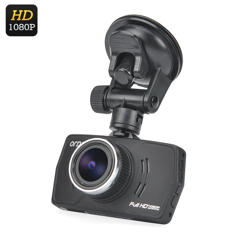Wholesale Ordro Q605 1080P Car DVR Video Recorder (Motion Detection, Wide Angle, 3.0 Inch, 1/3 Inch CMOS, G-Sensor)