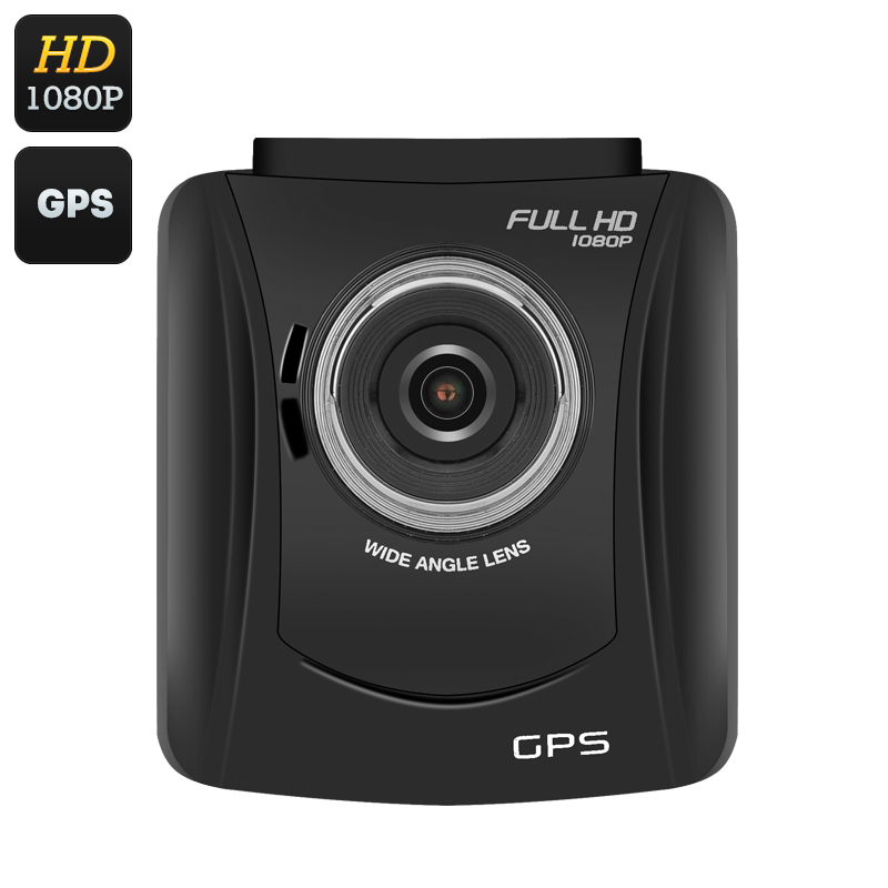 Wholesale Ordro X2 1080P Car DVR Dash Camera (GPS, Motion Detection, HDMI, 2.4 Inch LCD Screen, 130 Degree Angle Lens)