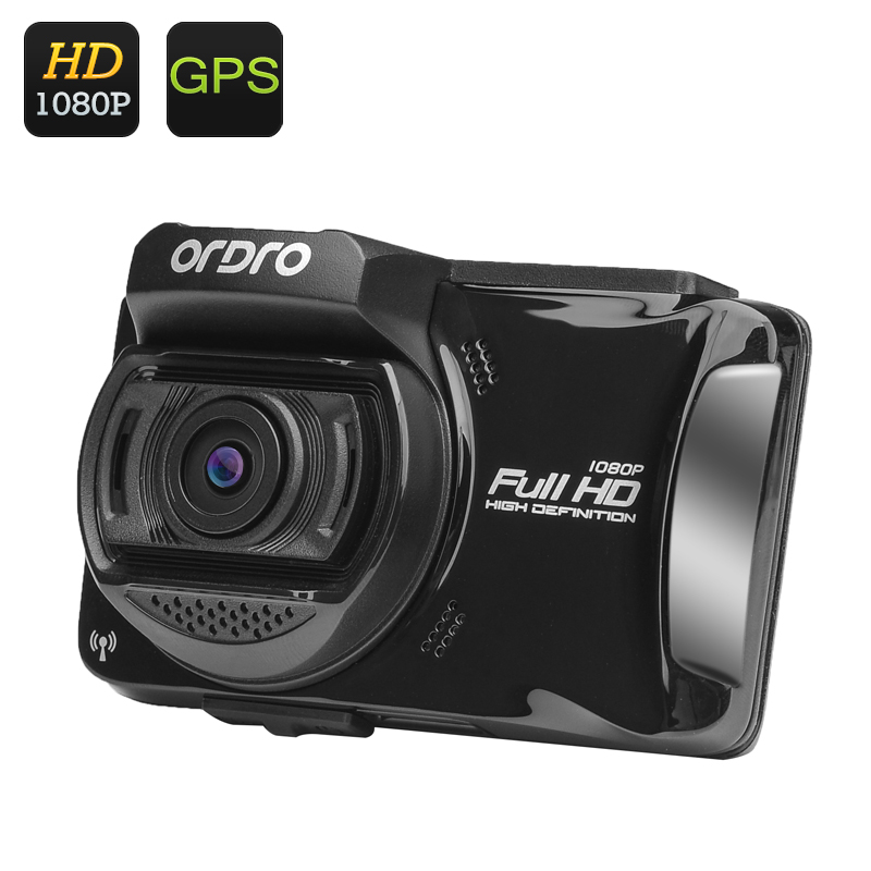 Wholesale Ordro X5 Full HD 1080P Car DVR (GPS, Wi-Fi, 2.7 Inch LCD Screen, Driver Fatigue Reminder, 1/3 Inch CMOS)