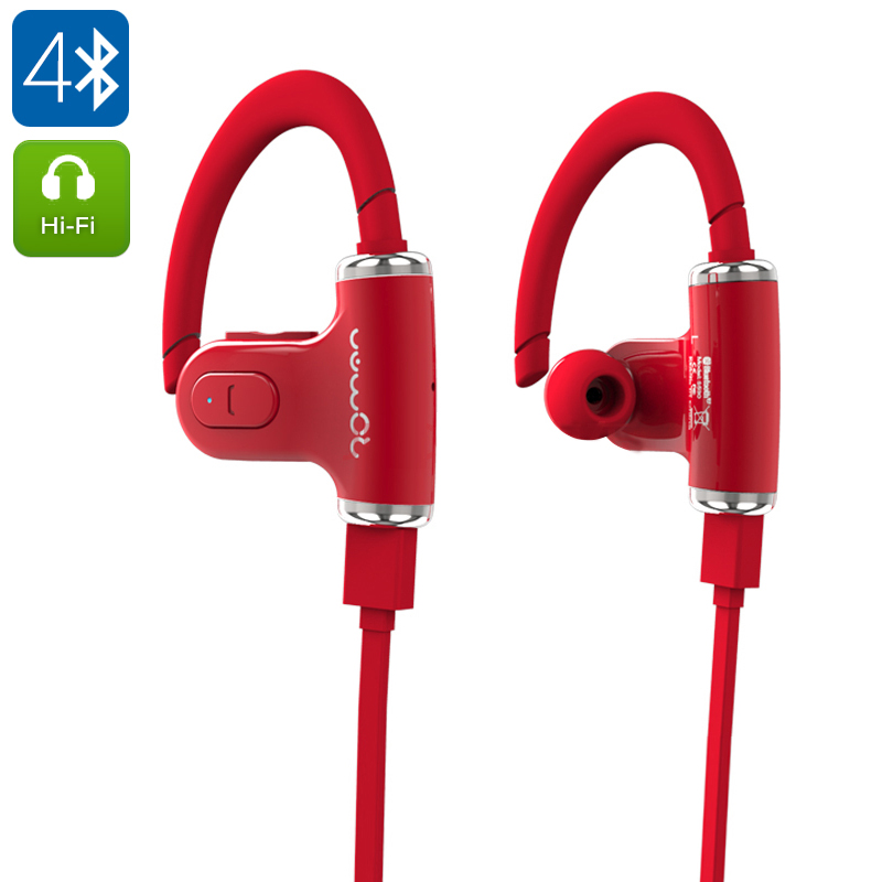 Wholesale ROMAN S530 Sport Wireless Bluetooth V4.0 Stereo Headset (Microphone, Hi-Fi Music, Call Answering)