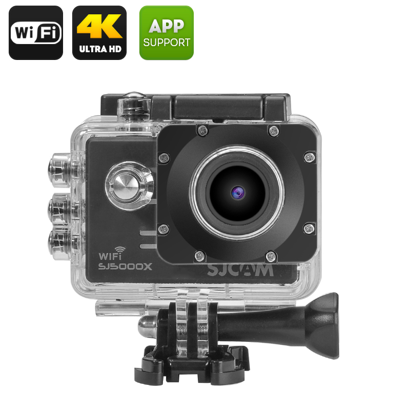 Wholesale SJCAM SJ5000X Elite Edition 4K Wi-Fi Action Camera with Gyro Sen