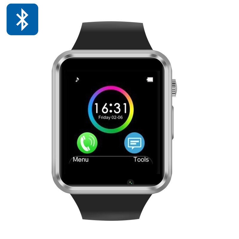 Wholesale Bluetooth Smart Watch Phone (Remote Camera Trigger, Heart Rate + Sleep Monitor, Step + Calorie Counter)