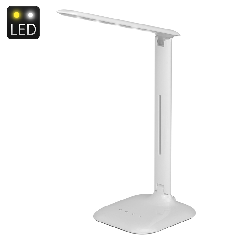 Wholesale Touch Control Adjustable LED Desk Lamp (5W, 700Lux, Dimmable)