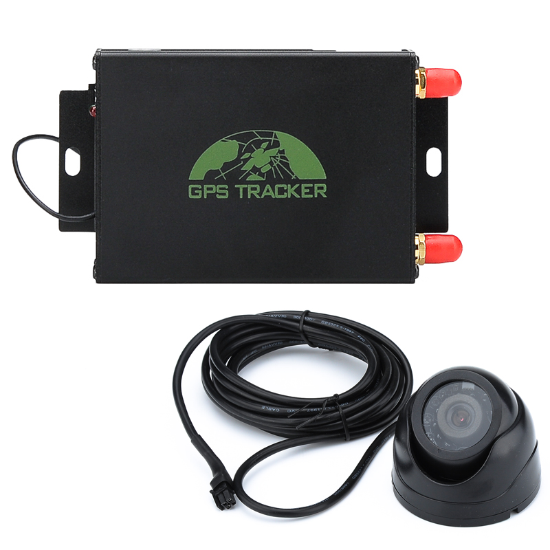 Wholesale Real Time Vehicle GPS Tracker with iOS/Android Phone Remote Control (Quad-Band GSM, GPS + LBS, SMS Alerts, Geo Fencing, Camera)