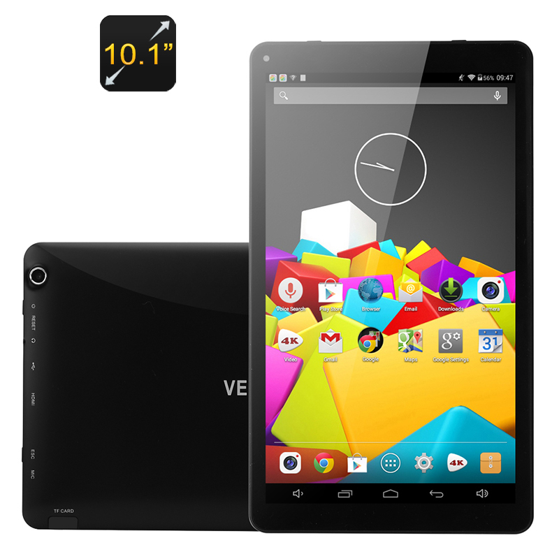 Wholesale Venstar 8050 10.1 Inch Octa Core Tablet (Android 4.4, 1GB RAM, OTG, 5500mAh, 16GB)