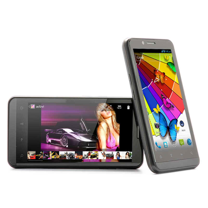 Wholesale ZOPO ZP200+ - 4.3 Inch 3D Android Phone (SHARP 3D LCD Screen, 1GB RAM, HDMI, 8MP Camera)