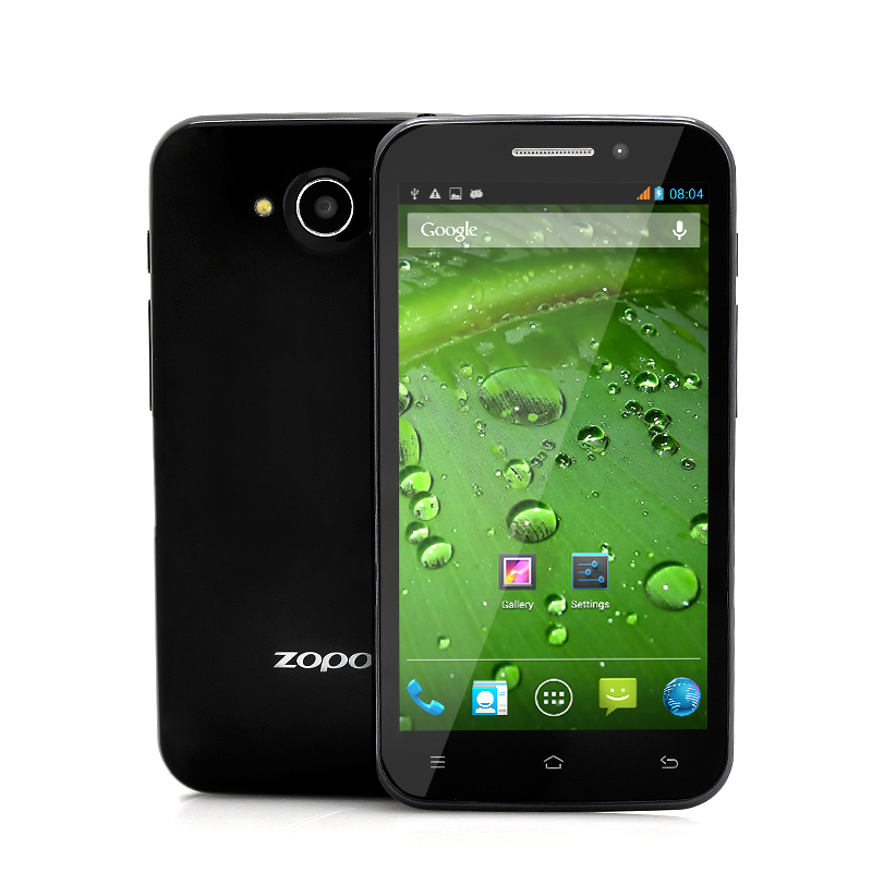Wholesale ZOPO ZP810 - 5 Inch Android 4.2 HD Phone (1.2GHz Quad Core CPU, 1280x720, 8MP Camera)