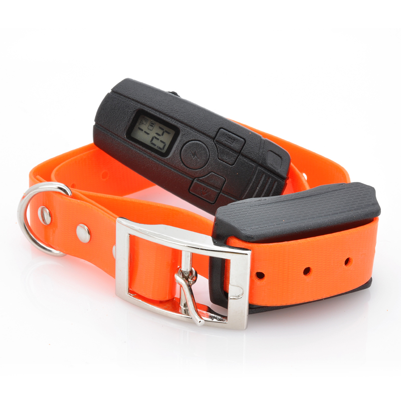 Wholesale Dog Shock Training Collar with Rechargeable Remote Controller (Shock/Vibration/Tone Modes, 400 Yard Range)