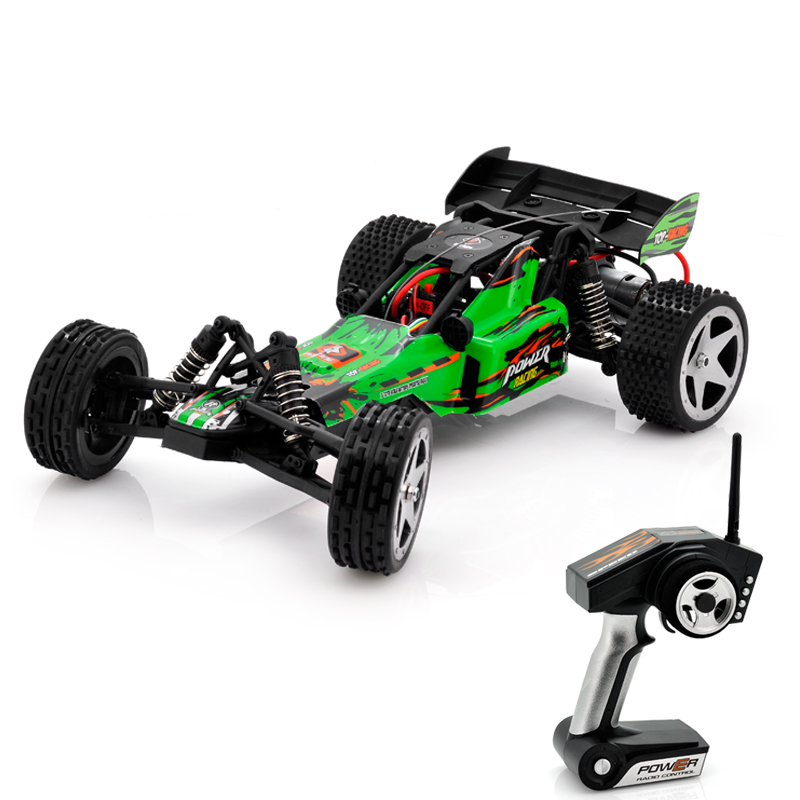 Wave Runner RTR - Full Suspension Dune Buggy RC Car (40 Km/Hour, 2 Wheel Drive)