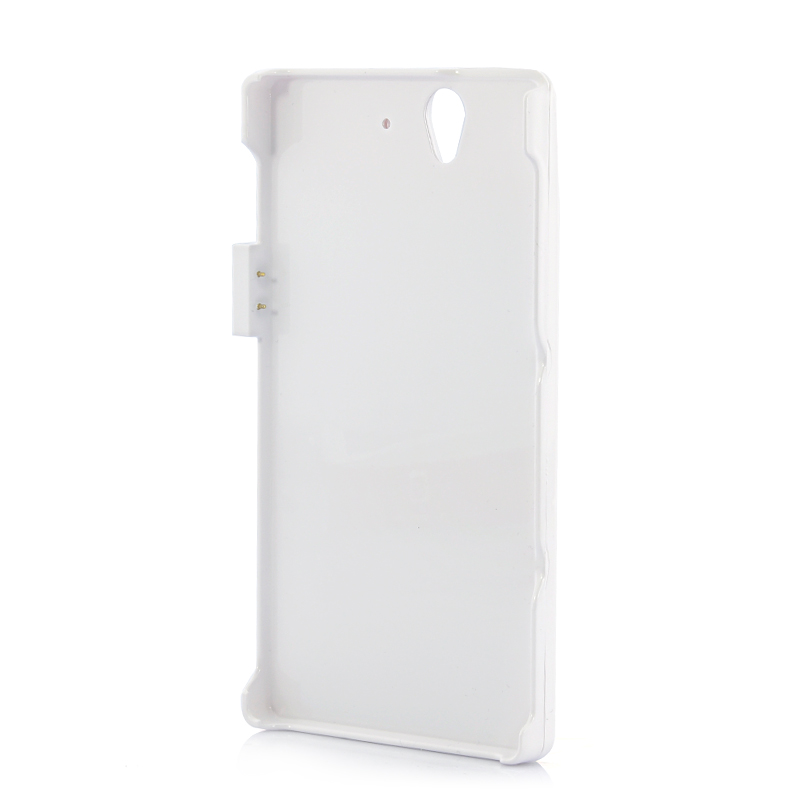 Wholesale Flip Cover Case with 2800mAh Battery for Sony Xperia Z L36h/L36i
