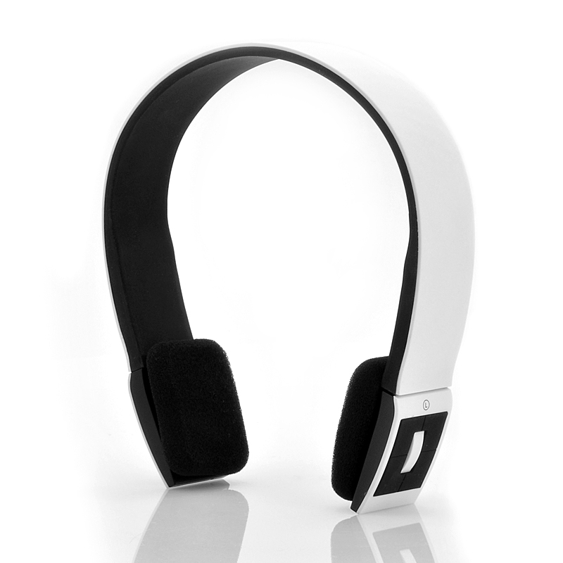 Wholesale Wireless Bluetooth 3.0 Audio Headset (Stereo Sound, Microphone, Built-in Battery)