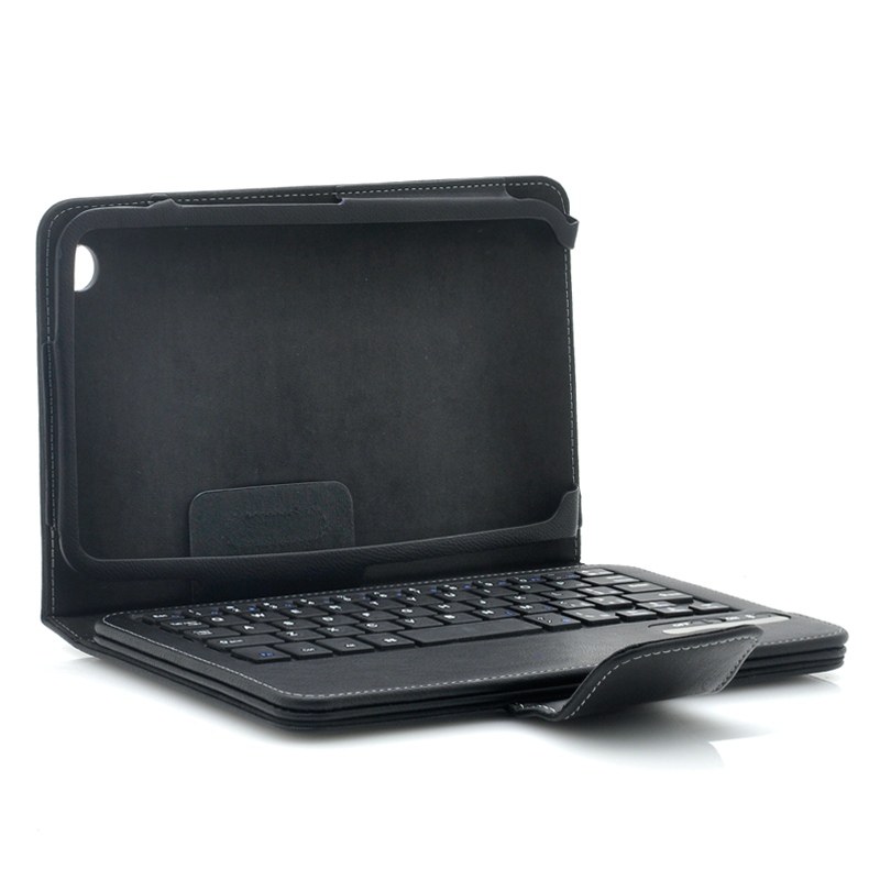 Wholesale Wireless Bluetooth 3.0 Keyboard Case with Kickstand - For 8 Inch Samsung Galaxy Tab 3