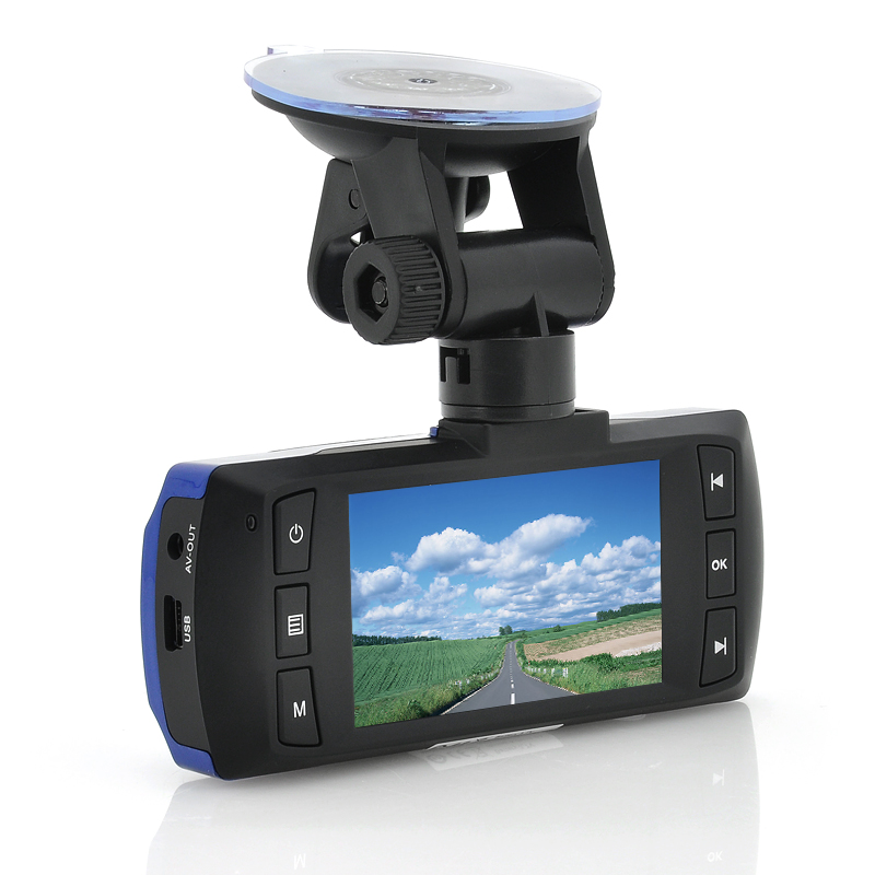 Wholesale Electra - 1080p Full HD Car Dashcam (2.7 Inch Screen, G-Sensor, WDR, Wide Angle Lens)