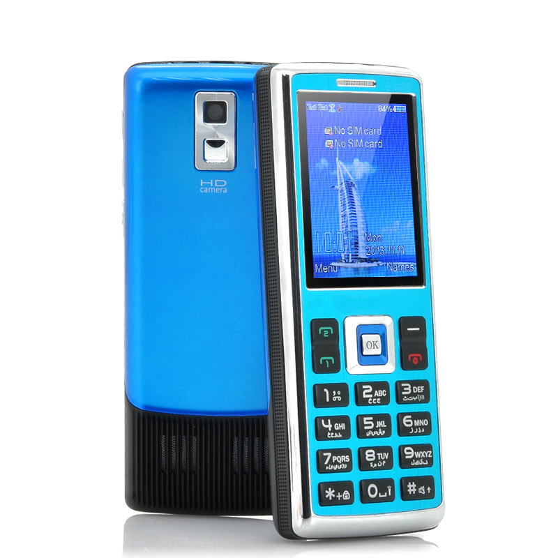 Wholesale 2.4 Inch TFT Dual SIM Phone with Loud Speaker, FM Radio, Rear Camera