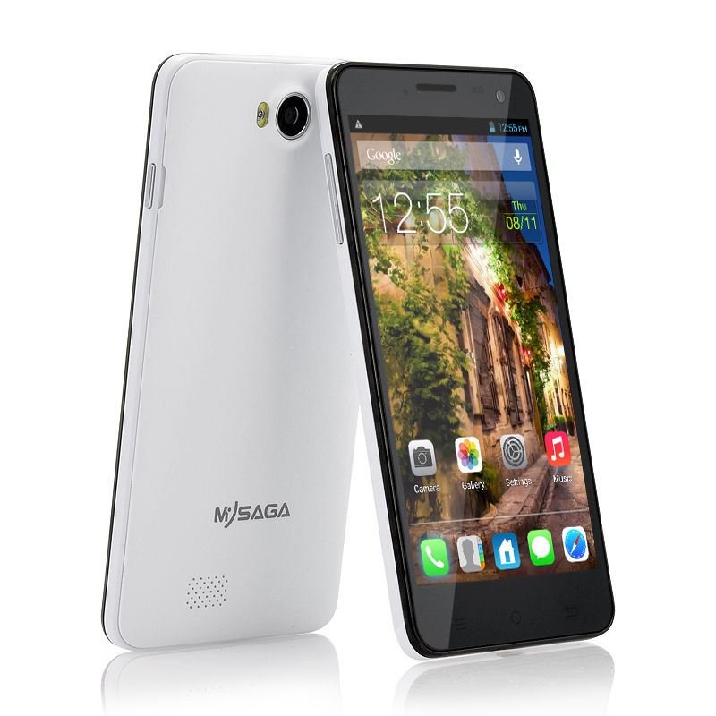 images/wholesale-electronics-2014/5-Inch-Android-4-2-Phone-MySaga-M2-1080p-HD-Screen-1-5GHz-Quad-Core-Processor-12MP-Camera-White-plusbuyer.jpg