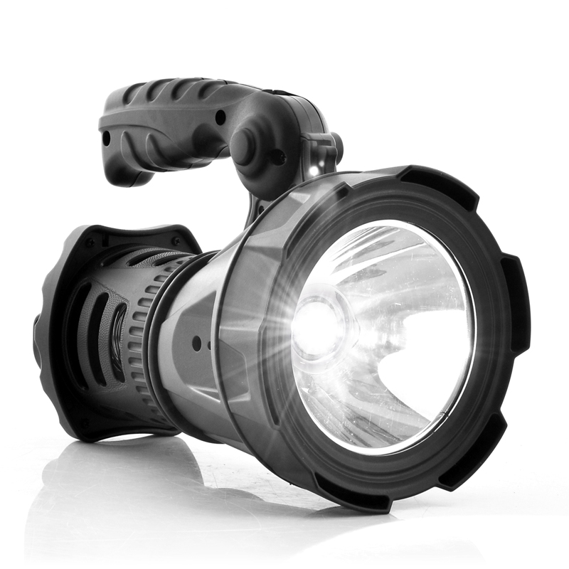 Wholesale Zuke ZK1102 - 5 Watt White LED Flashlight with Bug Zapper (5200mAh Battery, 160 Lumens)