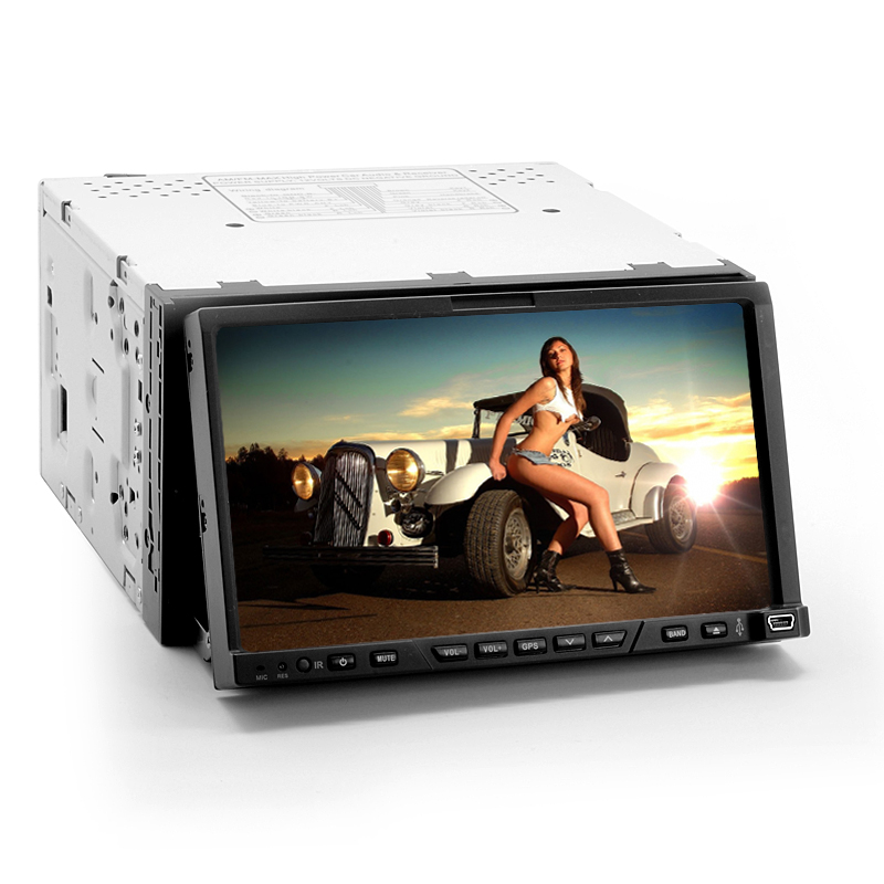 Wholesale KITT II - 2 DIN Android Car DVD Player with 7 Inch Detachable Touch Screen (GPS, 8GB, WiFi)