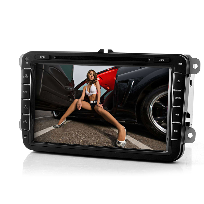 Wholesale Road Elite II - 2 DIN Android Car DVD Player For Volkswagen (3G, Wi-Fi, GPS, 8GB)