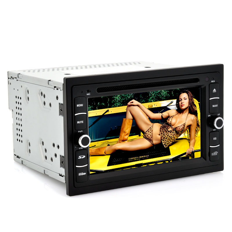 Wholesale Road Frenzy - 2 DIN Android Car DVD Player with 6.2 Inch Touch Screen (Samsung SPC210 1.0GHz, GPS, Wi-Fi, 3G)