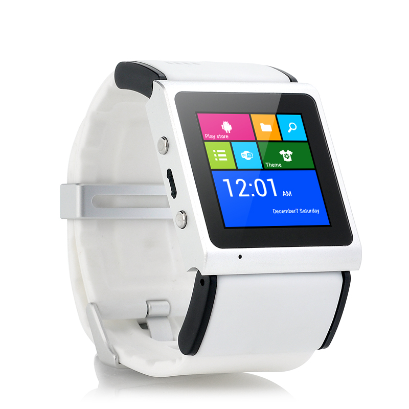 Wholesale V Strike - 1.54 Inch Touchscreen Android Smart Watch (1GHz Dual