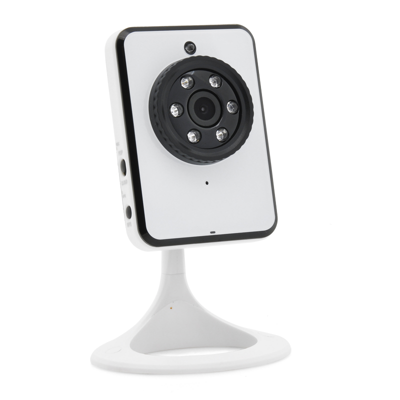 Wholesale Cloudview - Two-Way Audio Cloud IP Camera + DVR (720p, Wi-Fi, P2