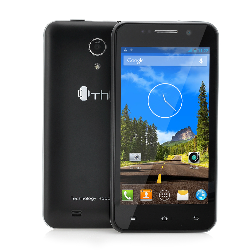 ThL W100S - 4.5 Inch Android 4.2 - 326.4KB