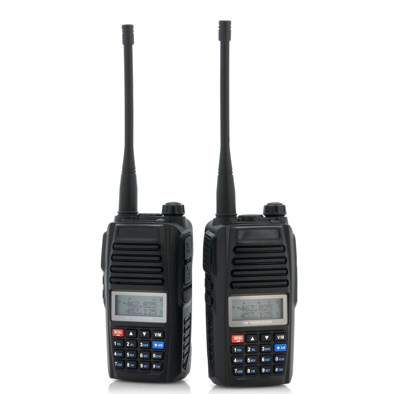 Wholesale Long Range Walkie Talkie Set (UHF, 3 - 5KM Range, Calling Function)