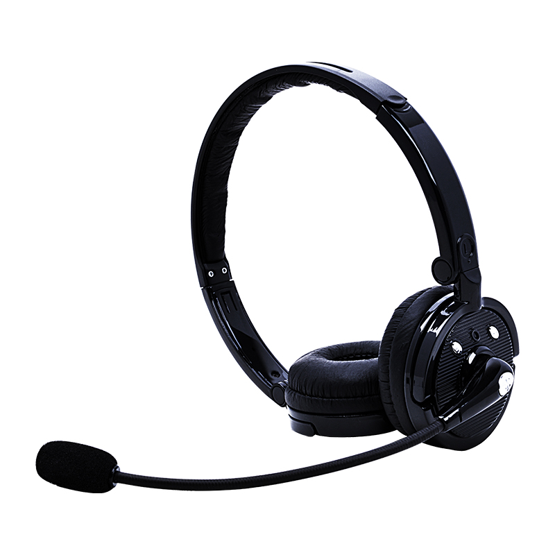 Wholesale Bluetooth headphone - adjust music volume, bluetooth 4.1, 250 mAh, 10 m bluetooth range, built-in microphone, intelligent respon