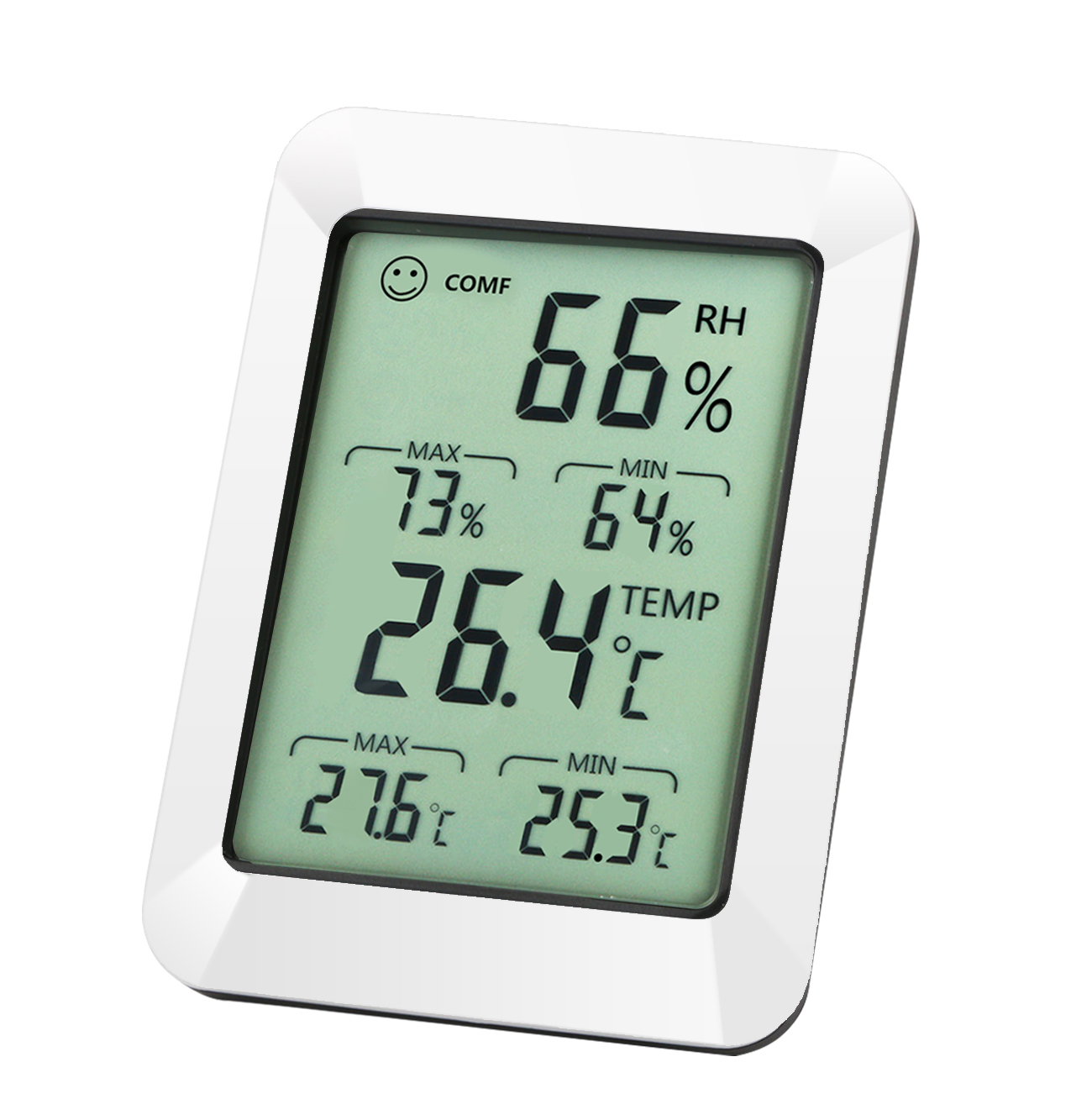 Wholesale DX2 multi-function room, thermometer, hygrometer.