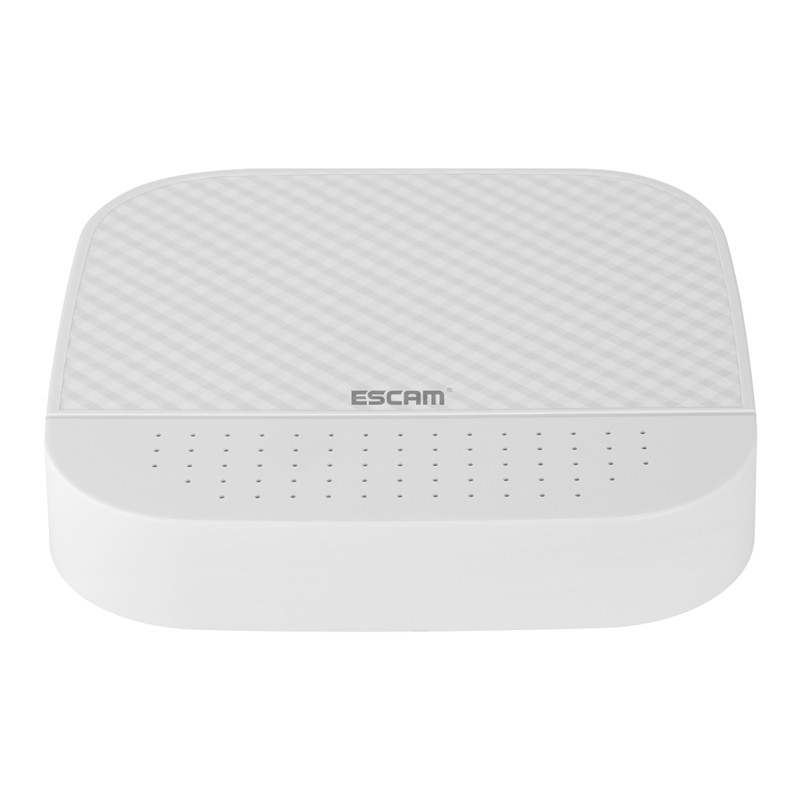 Wholesale ESCAM PVR204 - 1080P 4+2CH ONVIF NVR with 2ch Cloud Channel For IP Camera System