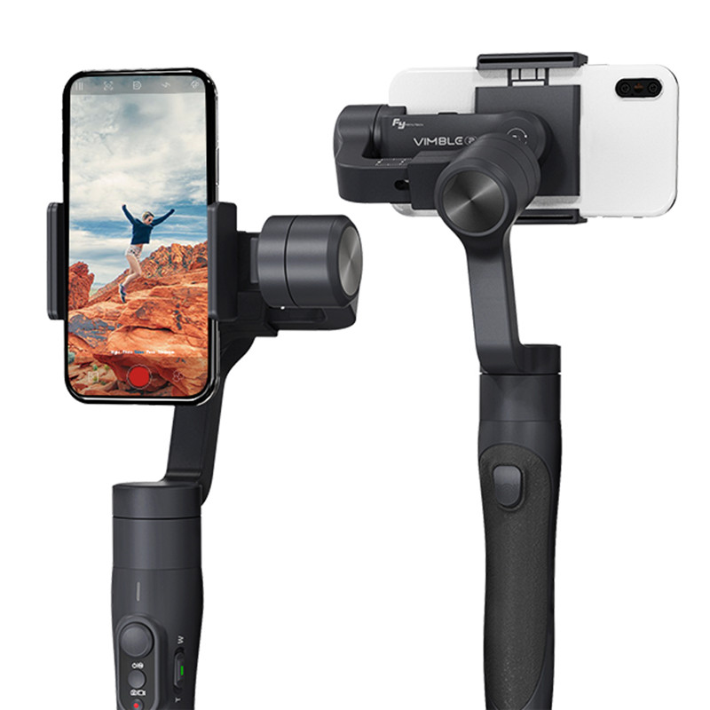 Wholesale Feiyu Vimble 2 Smartphone Gimbal - Object Tracking, Dynamic Time-Lapse, Taking Selfies and Live Show