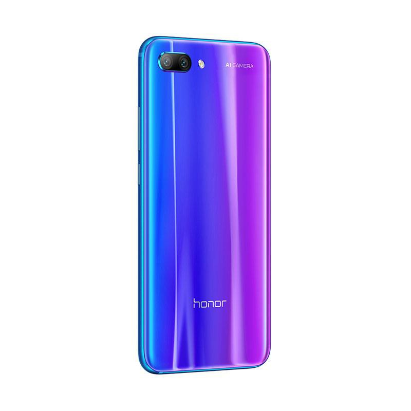 Wholesale Huawei Honor 10 Smartphone - 5.84 Inch Full View Screen, Octa Core, 128GB ROM, Fingerprint, 24MP AI Camera (Blue)